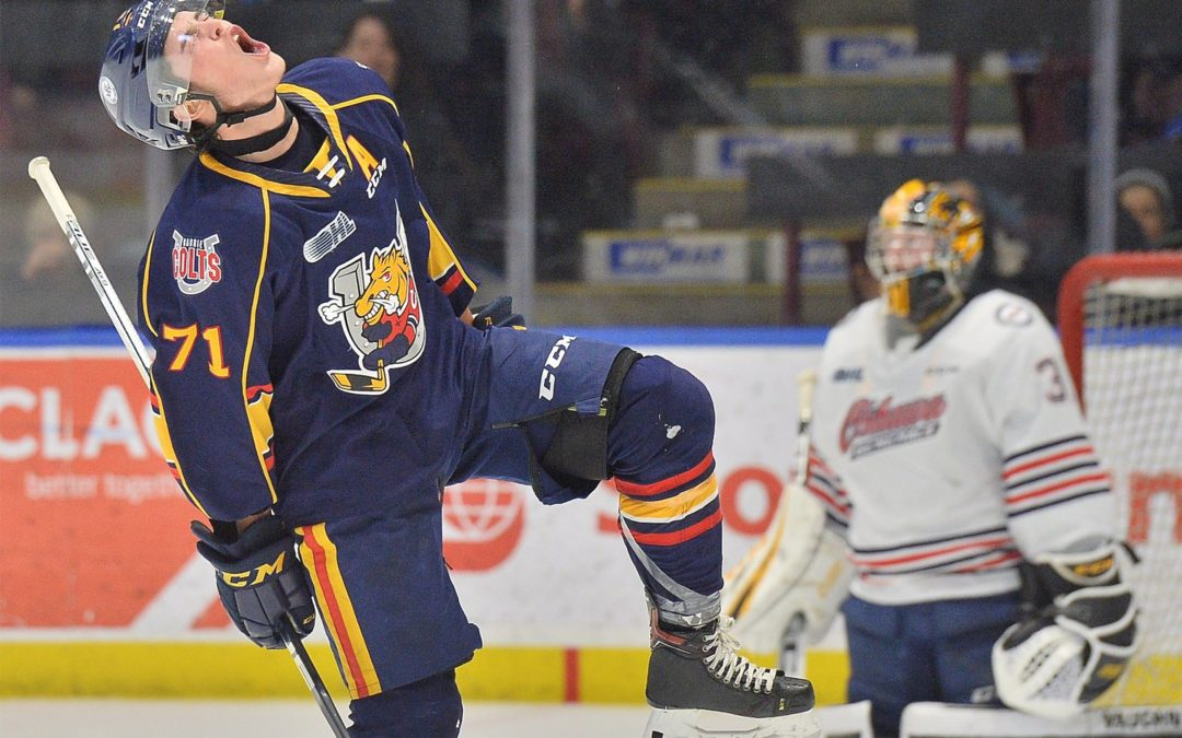 Tyson Foerster Selected 23rd Overall In 2020 NHL Draft