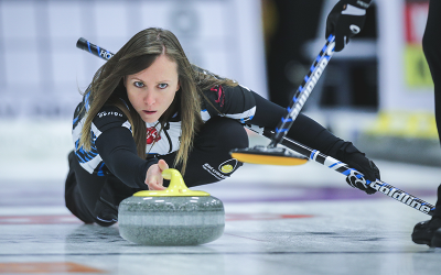 Team Rachel Homan takes part in ATB Okotoks Classic in Alberta