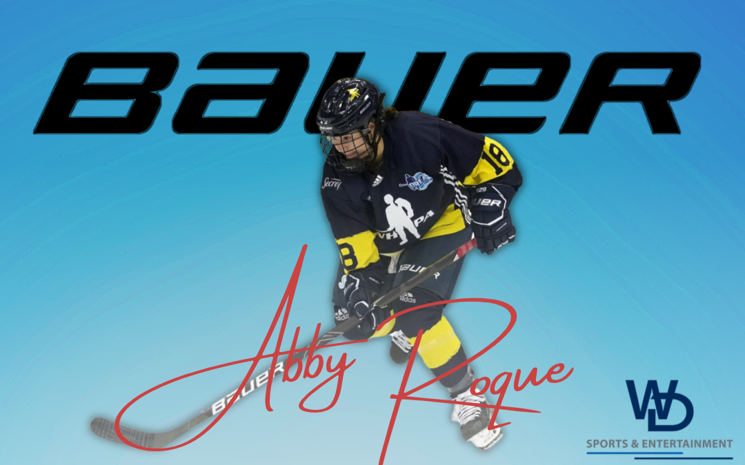 Roque Joins Bauer Hockey